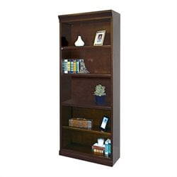 Kathy Ireland Home by Martin Fulton Open Bookcase