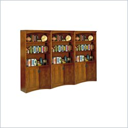 Kathy Ireland Home by Martin Furniture California Bungalow Wall Unit