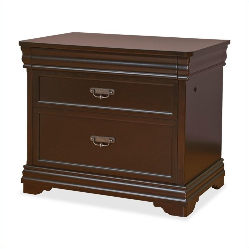 Martin Furniture Beaumont 2 Drawer File Cabinet