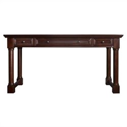 Kathy Ireland Home by Martin Mount View Laptop Writing Desk in Cherry