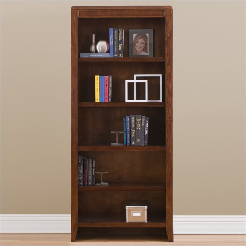 Kathy Ireland Home by Martin Concord Open Bookcase