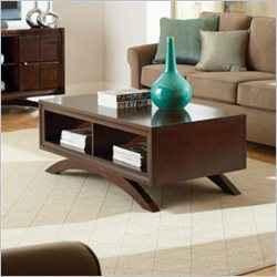 Martin Furniture Princeton Coffee Table in Toasted Cherry