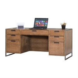 Martin Furniture Belmont Credenza in Brushed Ash