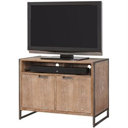 Martin Furniture Belmont TV Stand in Bushed Ash
