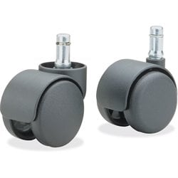 Master Caster Safety Srs Stndrd Neck Hard Casters