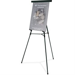 Bi-silque MasterVision Heavy-duty Display Easel