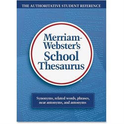 Merriam-Webster's Grade 9-11 School Thesaurus