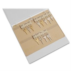 MMF Industries Binder/Files/Wall Mount Key Panel