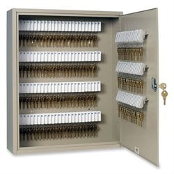 MMF Industries 160-key Steel Cabinet