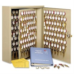 MMF Industries Dupli-key 240-key Cabinet