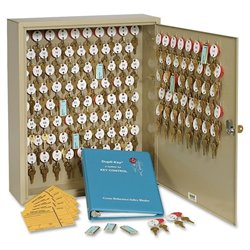MMF Industries Dupli-key 120-key Wall Cabinet