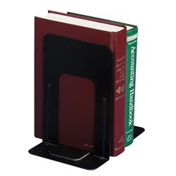 Officemate Standard Metal Bookends (Set of 2)