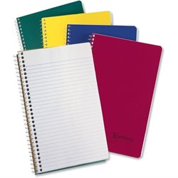 Tops 3-subject Small Wirebound Notebook