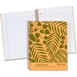 Tops Earthwise Recycled 1-Subject Notebook