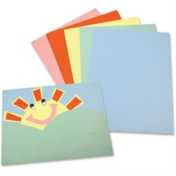 Pacon Super Bright Pastel Tagboard