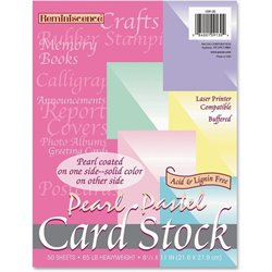 Pacon Pearl Brights Card Stock