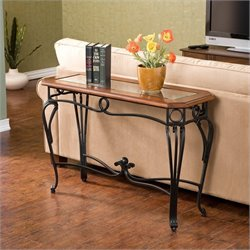 Southern Enterprises Prentice Sofa Table