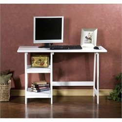 Southern Enterprises Gavin Desk in White