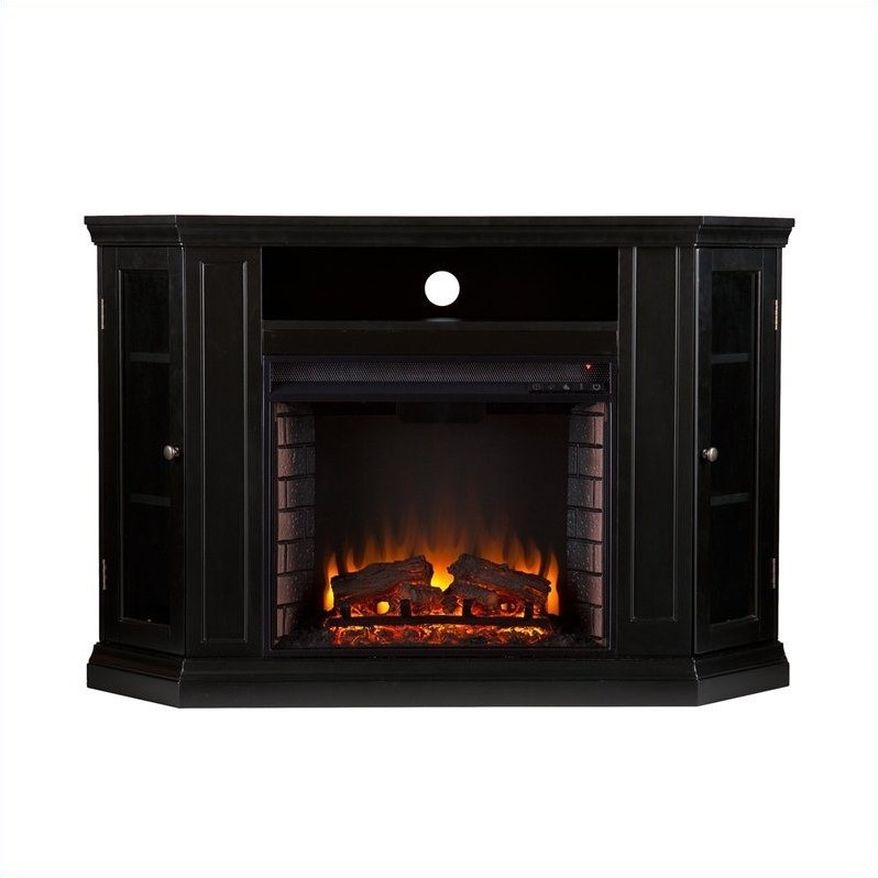 Southern Enterprises Ponoma Convertible Media Electric Fireplace Fe9315