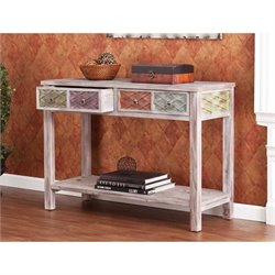 Southern Enterprises Dharma Console Table in Multi
