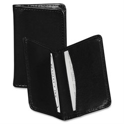Samsill Regal Leather Business Card Case