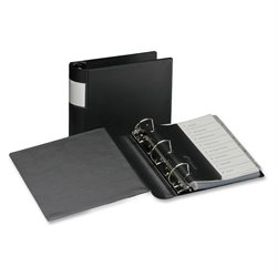 Samsill DXL/Contour Cover D-Ring Binders