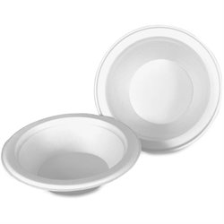 Southern Champion Tray Bagasse 12oz Heavywt Bowls (Set of 1000)