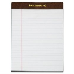 SKILCRAFT Perforated Writing Pads
