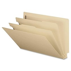 Smead End Tab Heavyweight Classification Folders