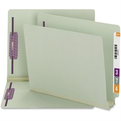 Smead End Tab Pressboard File Folders