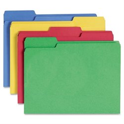 Smead WaterShed Cutless Folders (Set of 100)