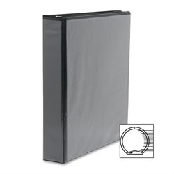 Sparco Standard Round Ring View Binders