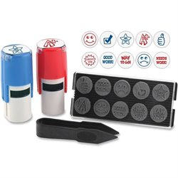 U.S. Stamp & Sign Stamp-Ever 10-in-1 Stamp Kit