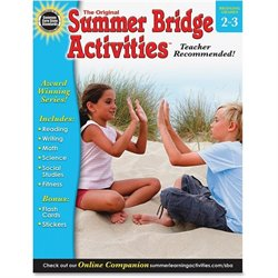 Carson Ages 7-9 Summer Bridge Activities Workbook