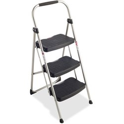 R D Werner Type II 3-Step Step Stool