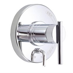 Parma Single Handle Valve Trim Only in Chrome