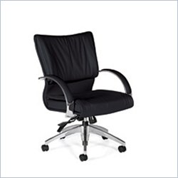 Global Softcurve Medium Back Tilter Office Chair