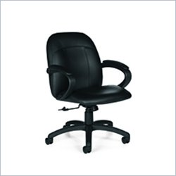 Global Tamiri Low Back Tilter Office Chair