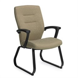 Global Synopsis Guest ArmGuest Chair in Beach Day