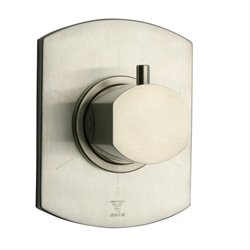 Novello 3 Way Diverter in Brushed Nickel
