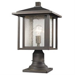 554phb 533pm aspen outdoor post lantern in clear