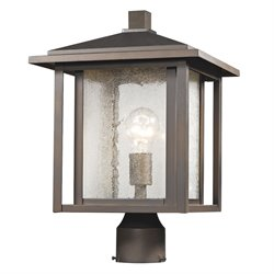 554phb aspen outdooor post lantern