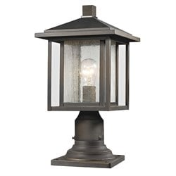 533PM aspen outdoor post lantern