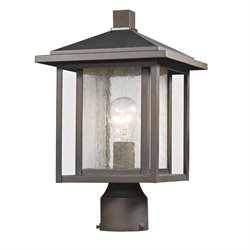 Aspen outdoor post lantern