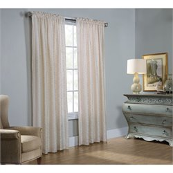 Commonwealth Anna Rod Pocket Curtain Panel 1