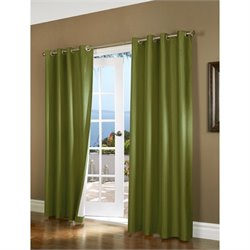 Commonwealth Thermalogic Horizon Grommet Curtain Panel 2