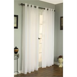 Commonwealth Thermavoile Grommet Curtain Panel 5