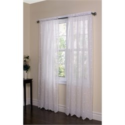 Commonwealth Hathaway Rod Pocket Curtain Panel