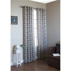 Commonwealth Mayan Grommet Curtain Panel 2