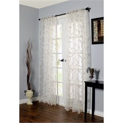 Commonwealth Venice Rod Pocket Curtain Panel